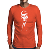 Zombie Kennedy Mens Long Sleeve T-Shirt