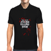 Zombie Killer Mens Polo