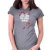 Zombie Killer Womens Fitted T-Shirt