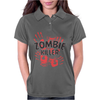 ZOMBIE KILLER Womens Polo