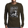 zombie Mens Long Sleeve T-Shirt