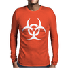 ZOMBIE OUTBREAK RESPONSE TEAM CREW Mens Long Sleeve T-Shirt
