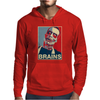 Zombie Poster, Ideal Birthday Gift Or Present Mens Hoodie