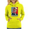 Zombie Poster, Ideal Birthday Gift Or Present Womens Hoodie