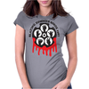 Zombie Slayer Womens Fitted T-Shirt