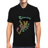 Zombie Sloth Mens Polo