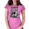 zombie Womens Fitted T-Shirt