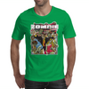 Zombie Zone Mens T-Shirt