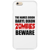 ZOMBIES BEWARE Phone Case