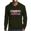 Zombies Love You, Ideal Birthday Gift Or Present Mens Hoodie