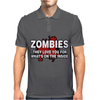 Zombies Love You, Ideal Birthday Gift Or Present Mens Polo