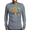 Zombies Mens Long Sleeve T-Shirt