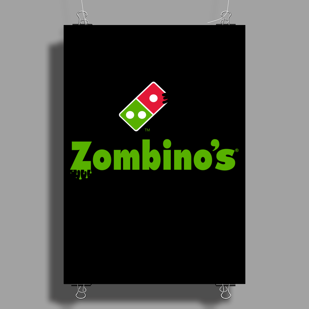 Zombino's (Updated) Poster Print (Portrait)