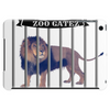 Zoo Gates Lion Design Tablet