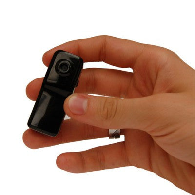 Mini DV Camera - Thumb-Sized