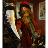 Das Horn Viking Drinking Horn (with strap)