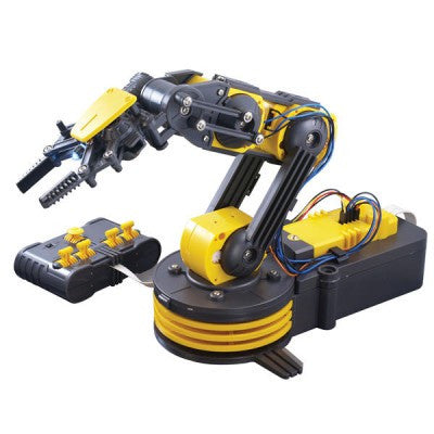 Remote Control Robot Arm Kit