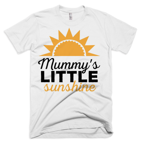 Mummys Little Sunshine 2 Message Baby/Toddler Tees