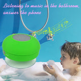 Waterproof Portable Shower Subwoofer