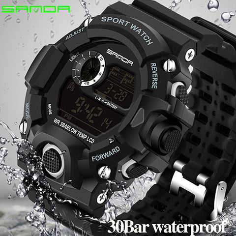 SANDA Mens Military Waterproof Mens
