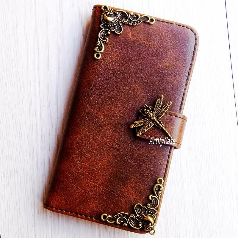 dragonfly iPhone 5C wallet case,dragonfly samsung note 4