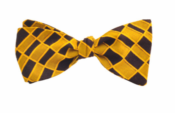 Mbale Untied Bow Tie