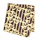 Kisoro Pocket Square