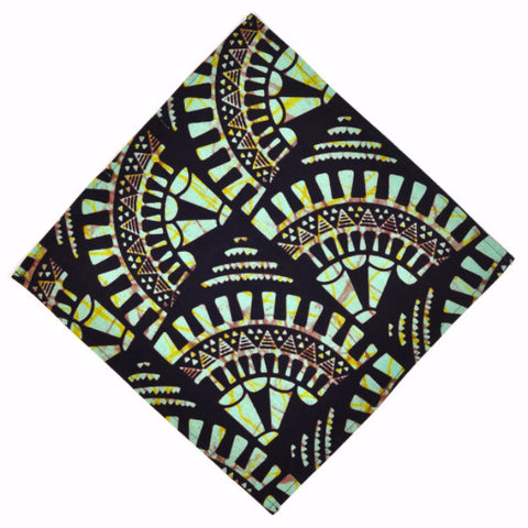 Arua Pocket Square