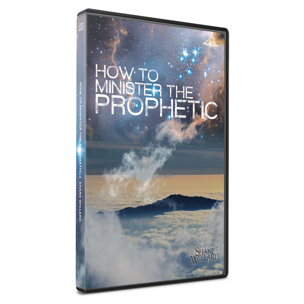 How to Minister the Prophetic