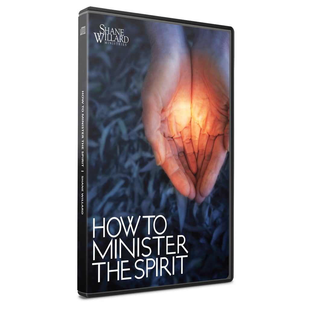 How to Minister the Spirit