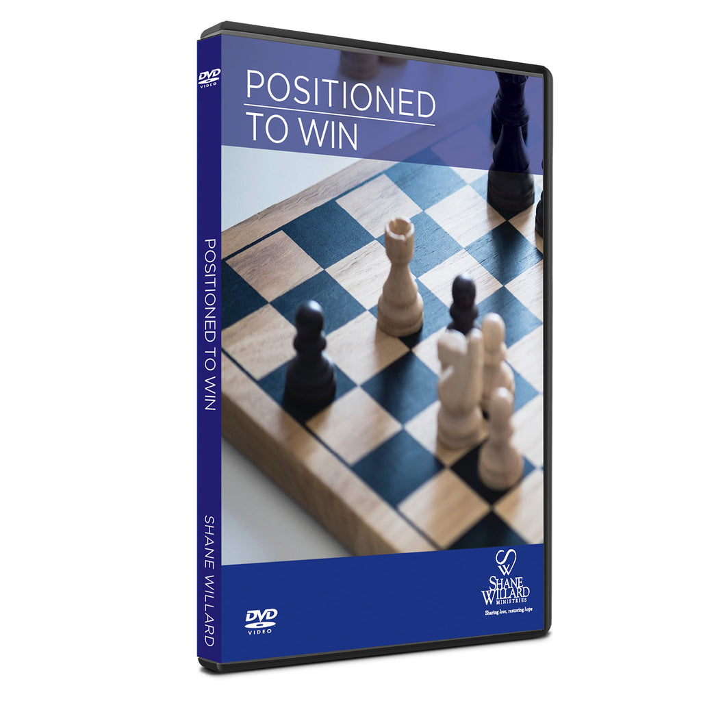 Positioned to Win - CD - Front Cover
