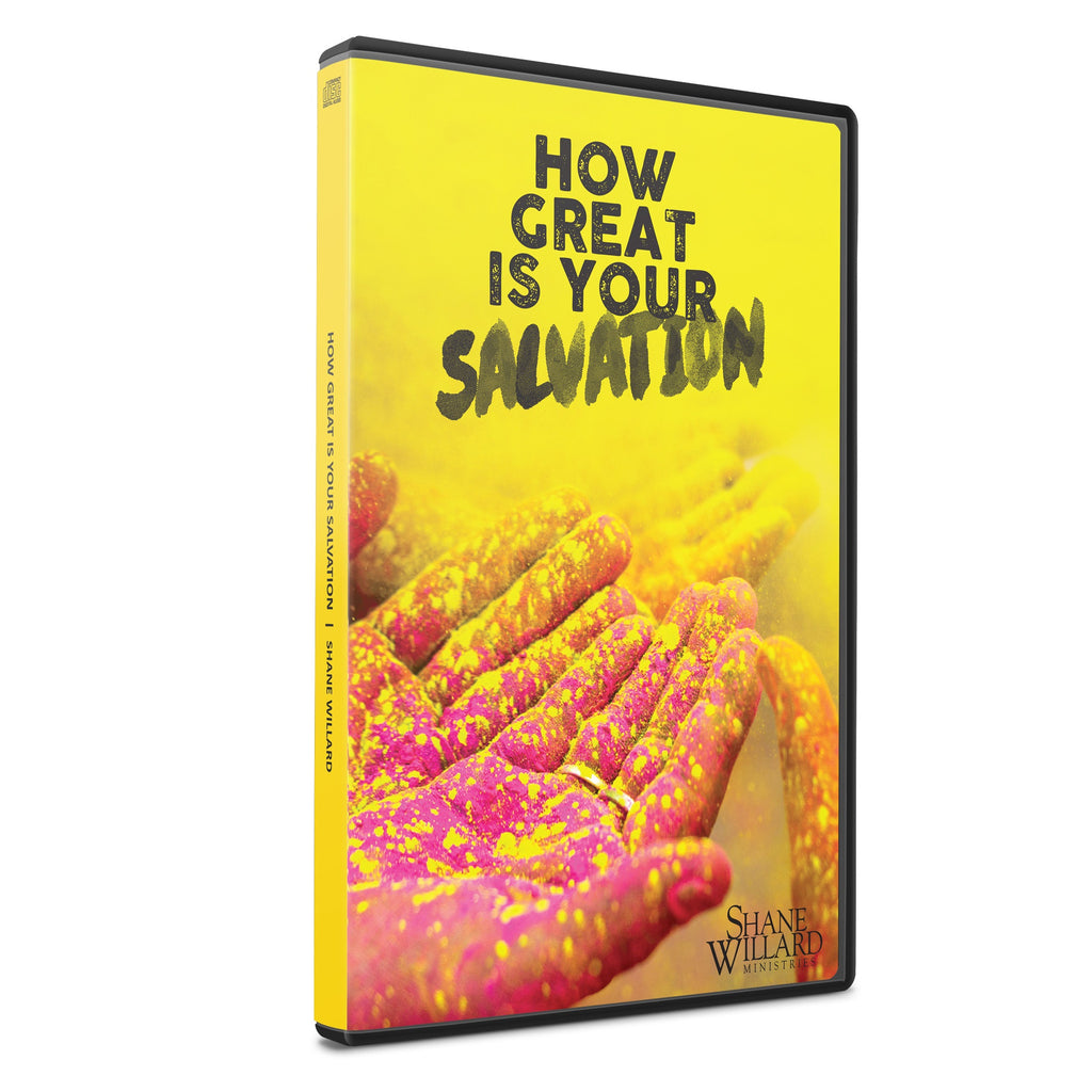 How Great Is Your Salvation