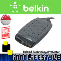 Belkin Gold Series 8-Socket Surge Protector ★Lifetime Warranty★