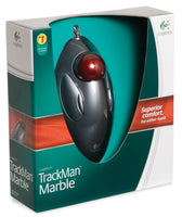 Logitech Trackman Marble Mouse ★3 Years Warranty★
