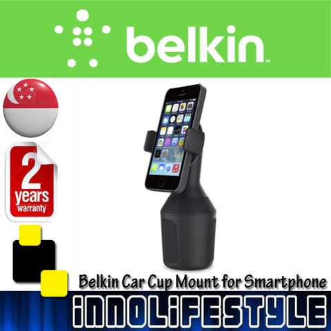 Belkin Car Cup Mount for Smartphones ★2 Years Warranty★