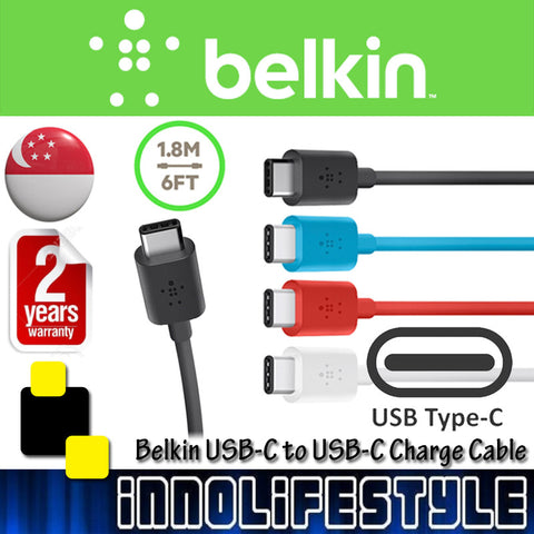 Belkin MIXIT↑™ USB-C™ to USB-C Charge/Sync Cable