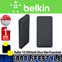 Belkin 10000mAh Durable Ultra Slim Powerbank