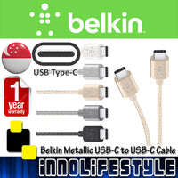 Belkin MIXIT↑™ Metallic USB-C™ to USB-C Charge Cable