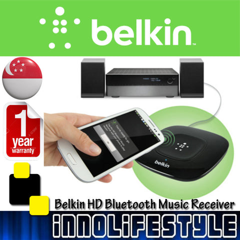 Belkin HD Bluetooth Music Receiver ★1 Year Warranty★