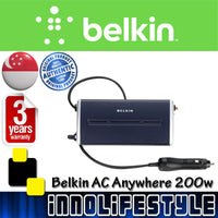 Belkin AC Anywhere Power Inverter with USB Port ★3 Years Warranty★