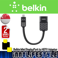 Belkin 4K Compatible Mini DisplayPort to HDMI Adapter