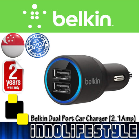 Belkin Dual Port USB Car Charger