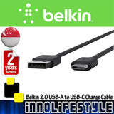 Belkin 2.0 USB-A to USB-C Charge Cable