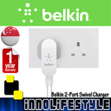 Belkin 2-Port USB Wall Charger