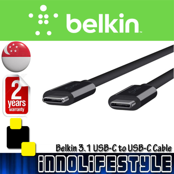 Belkin 3.1 USB-C to USB-C Cable