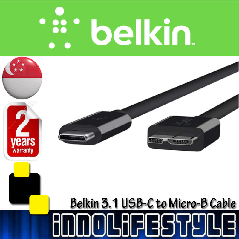 Belkin 3.1 USB-C to Micro-B Cable
