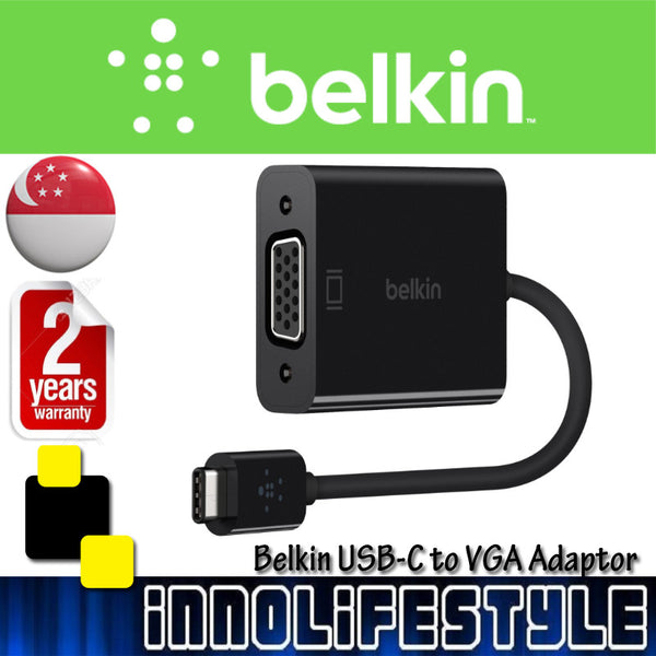 Belkin USB-C to VGA Adaptor
