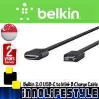 Belkin 2.0 USB-C to Mini-B Charge Cable