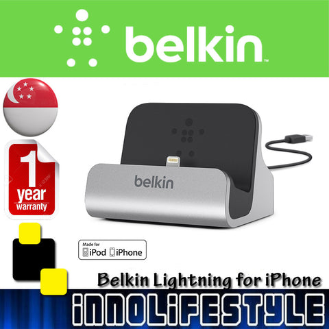 Belkin Lightning Charge Sync Dock