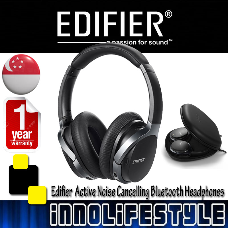 71d4aee44ac Edifier W860NB Active Noise Cancelling Bluetooth Headphone ☆1 Year War –  Innolifestyle